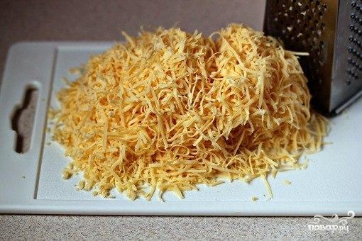 Печенье с беконом и сыром - фото шаг 3