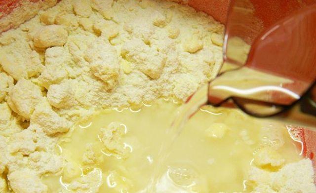 Волованы с сыром - фото шаг 2