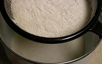 Рецепт Бездрожжевое тесто для пирожков