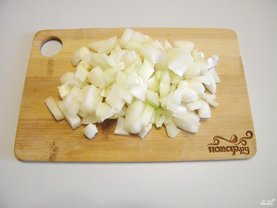Грибная солянка с картошкой - фото шаг 4