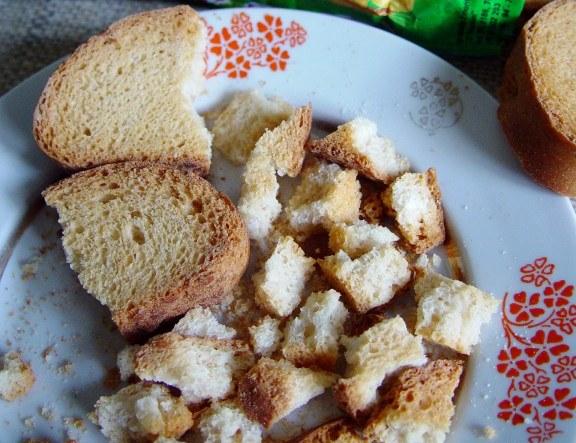 Рецепт Пудинг из сухарей