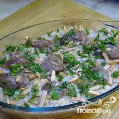 Мясо по левантийски - фото шаг 12