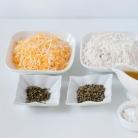 Рецепт Маффины с болгарским перцем и сыром Чеддер