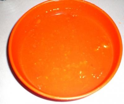 Итальянский суп с сосиской - фото шаг 4