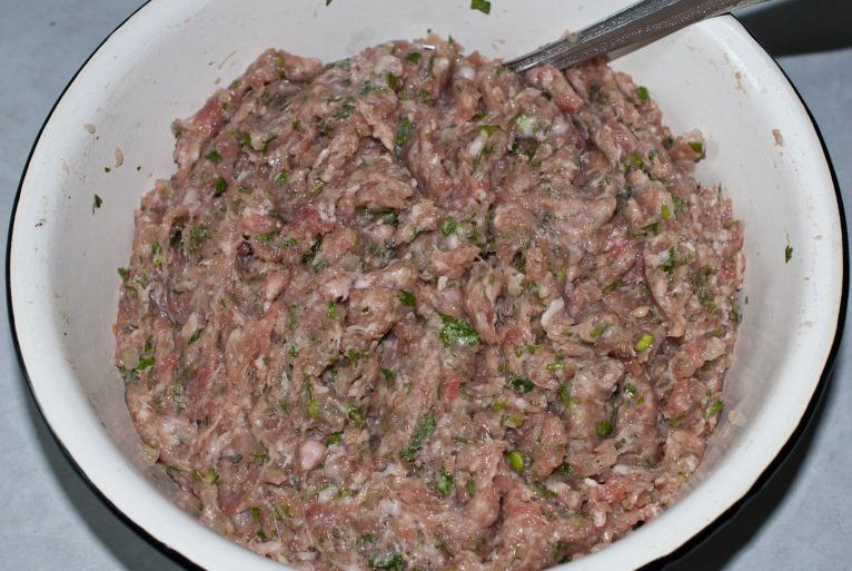 Фарш из говядины и свинины - фото шаг 6