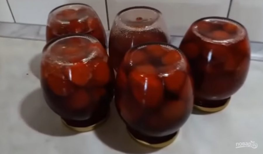 Варенье клубника в сиропе на зиму рецепты с фото