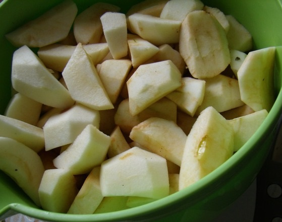 Рецепт Варенье из яблок без воды