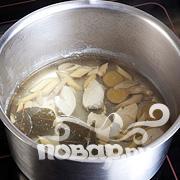 Кокосовый суп с рисом - фото шаг 2