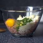 Рецепт Запеченные ригатони с фрикадельками