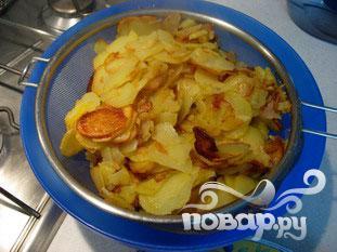 Картофельная тортилла (испанский омлет) - фото шаг 7