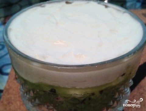 Десерты в креманках - фото шаг 6