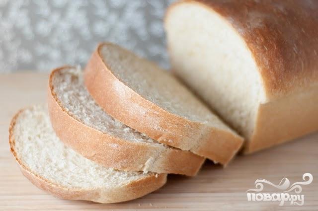 Классический белый хлеб - фото шаг 5
