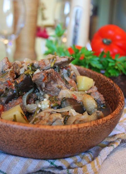 Чанахи из баранины по-грузински - фото шаг 5
