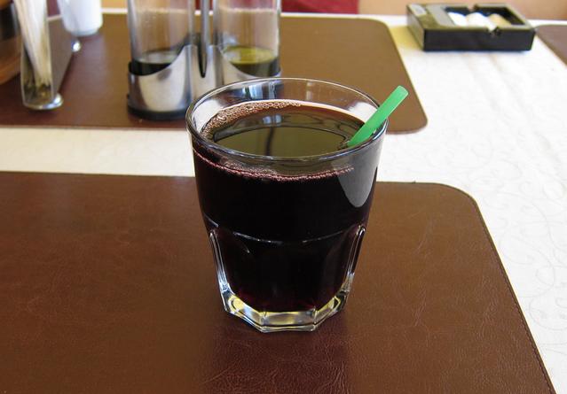 Черничный сок - фото шаг 3