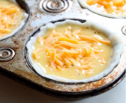 Быстрый пирог с яйцом - фото шаг 2