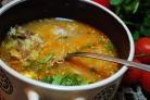 Суп Харчо необычный