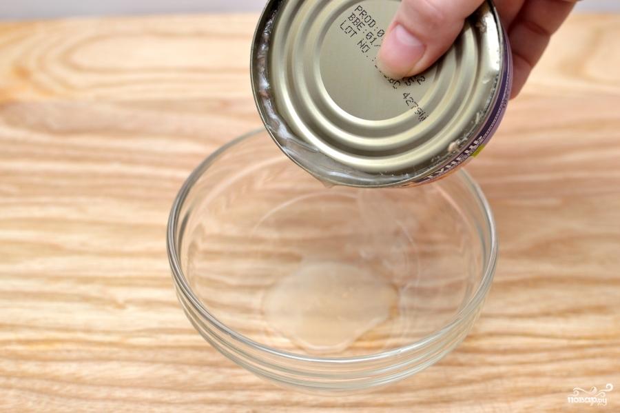 Рецепт Котлеты из консервированного тунца