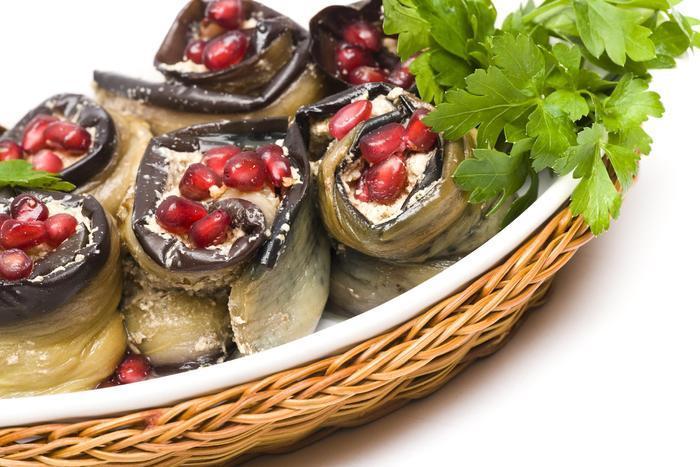 Рецепт Баклажаны по-грузински