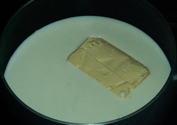 Рецепт Блинчики без яиц