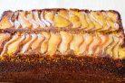 Грушево-лимонный пирог