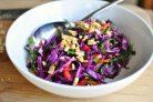 Азиатский салат из капусты