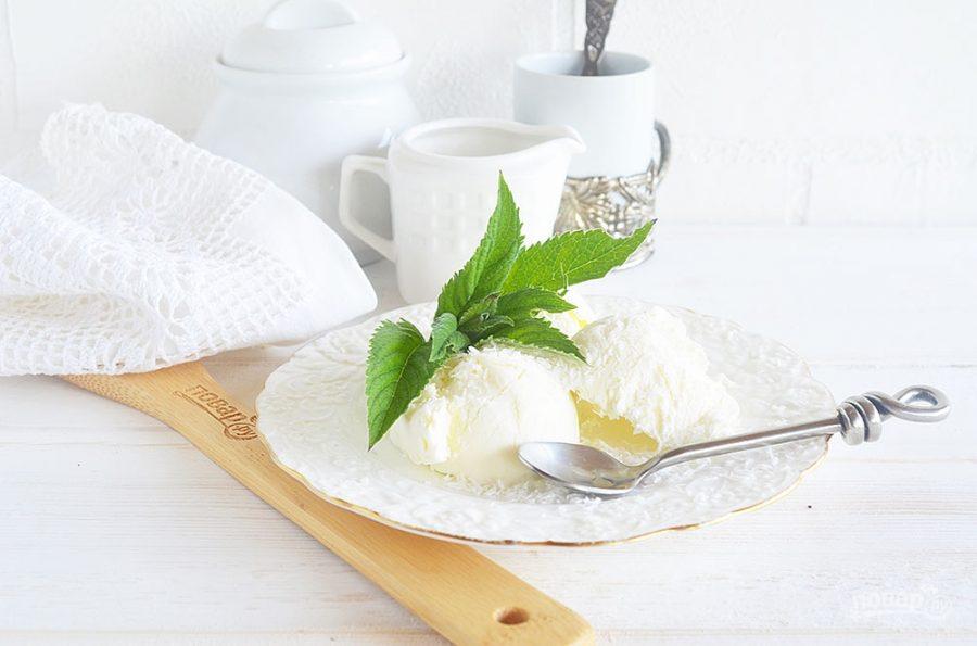 Простейший рецепт домашнего мороженого