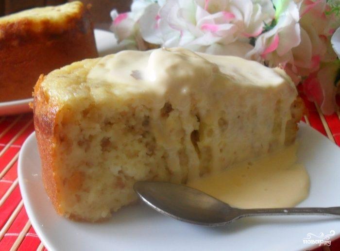 Рецепт Творожная запеканка в хлебопечке