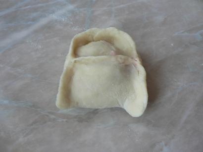 Манты с фаршем и картошкой - фото шаг 8