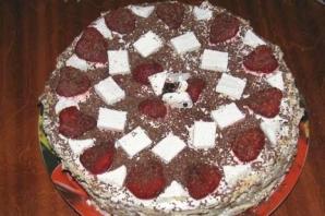 Торт, жареный на сковороде