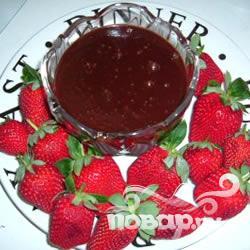 Шоколад Ganache