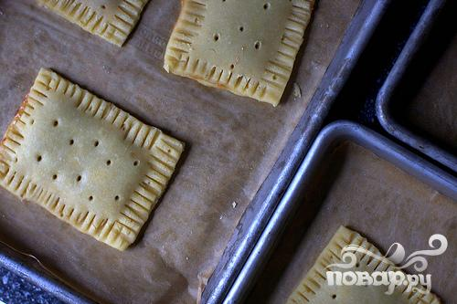 Пироги с начинкой из корицы и джема - фото шаг 6