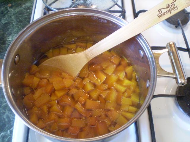 Варенье из тыквы с лимоном - фото шаг 7