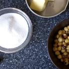 Рецепт Печенье с шоколадом и фундуком