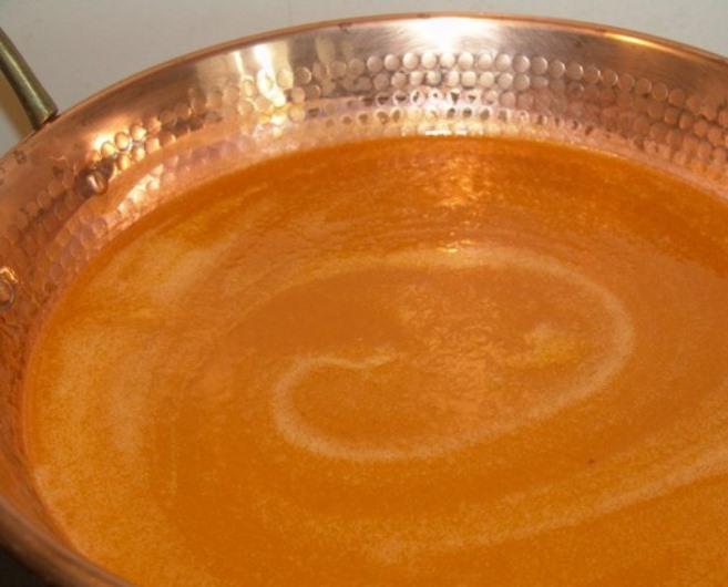 Мармелад из персиков - фото шаг 3