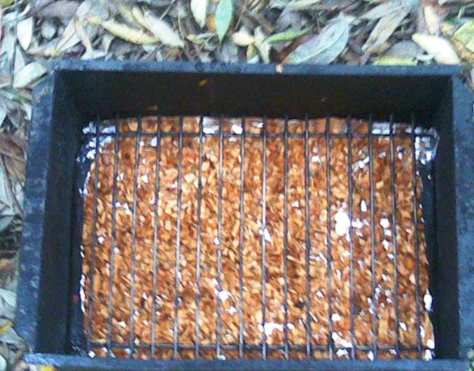 Мясо горячего копчения в коптильне - фото шаг 2