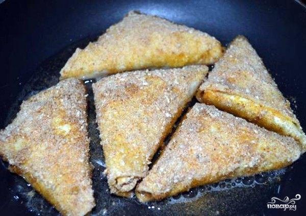 Треугольники из лаваша с творогом рецепты 147