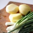 Рецепт Суп-пюре из зеленого лука