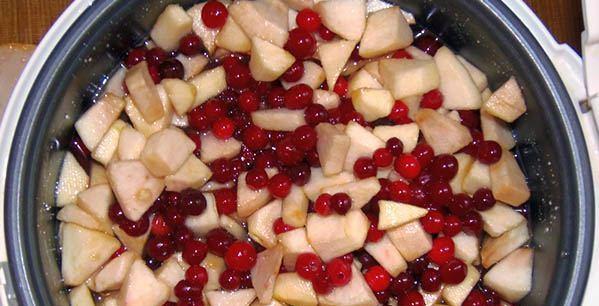 Варенье из яблок в мультиварке - фото шаг 5