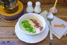 Картофельный суп с дымком