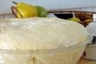 Сдобное дрожжевое тесто для плюшек