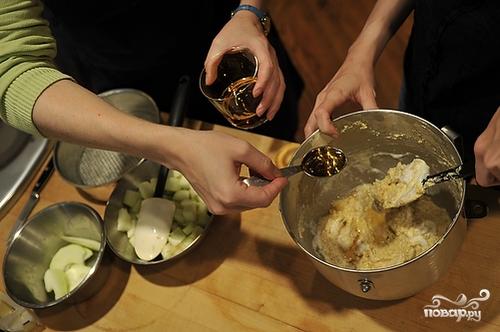 Американский яблочный пирог - фото шаг 8