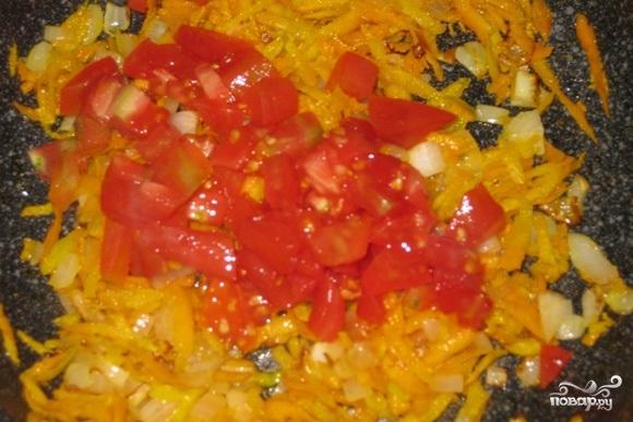 Суп из пельменей - фото шаг 3