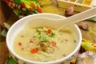 Вермишелевый суп с курицей