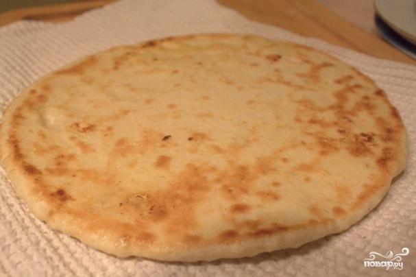 Имеретинские хачапури на сковородке рецепт с фото