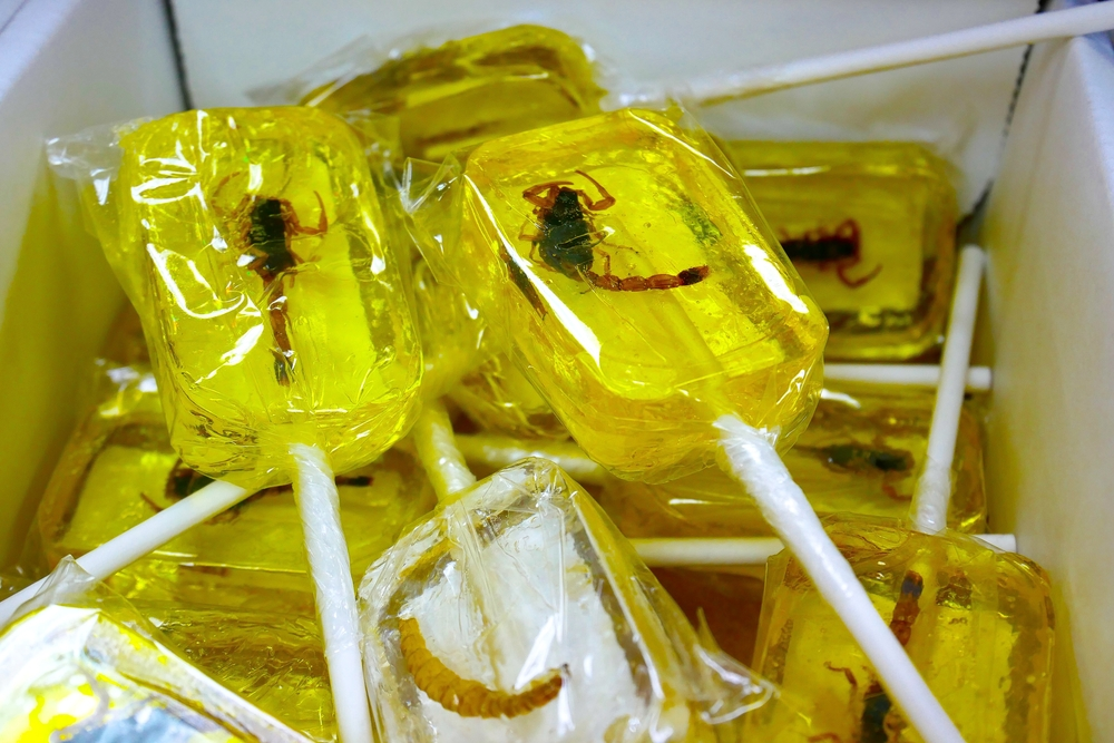 9 самых странных сладостей для экстремалов
