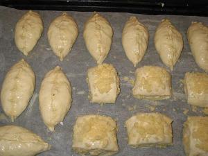 Воздушные пирожки на кефире - фото шаг 2