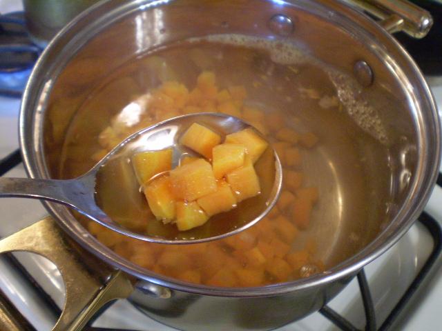 Летний суп из моркови - фото шаг 3