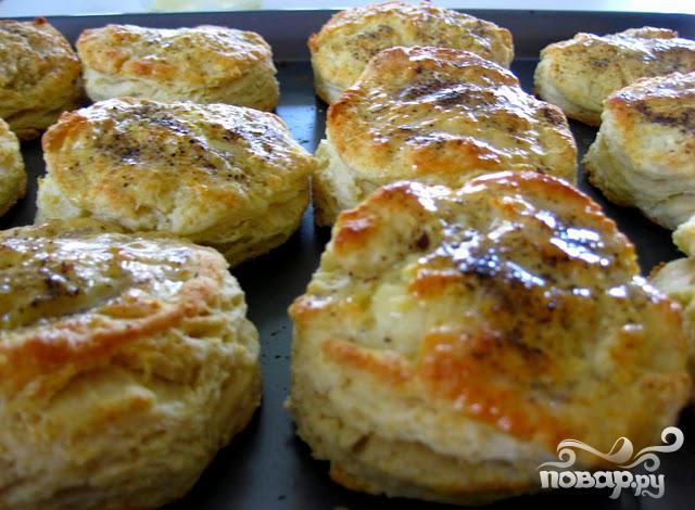 Сливочное печенье с перцем - фото шаг 4