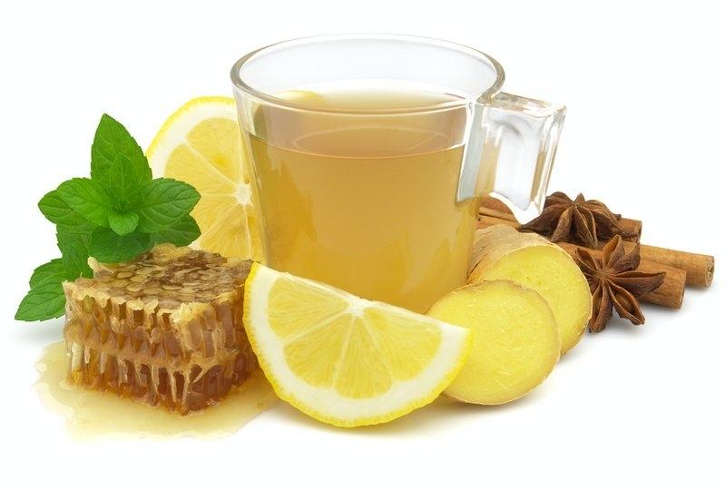 лимон имбирь и мед для похудения