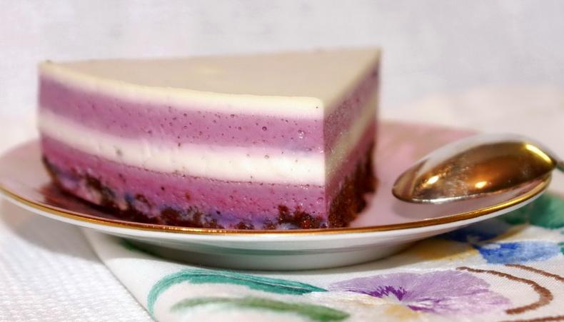 Смородиновый торт - фото шаг 7